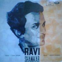 Cover Ravi Shankar - Ravi Shankar [1966]